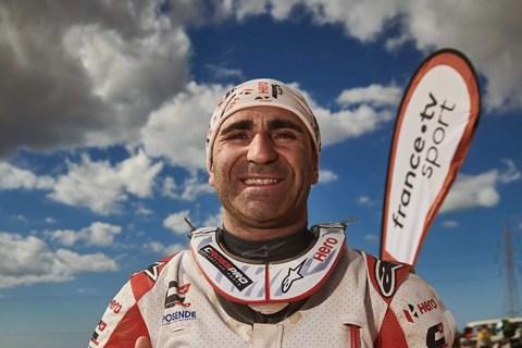 Paulo Goncalves stirbt bei Dakar Unfall