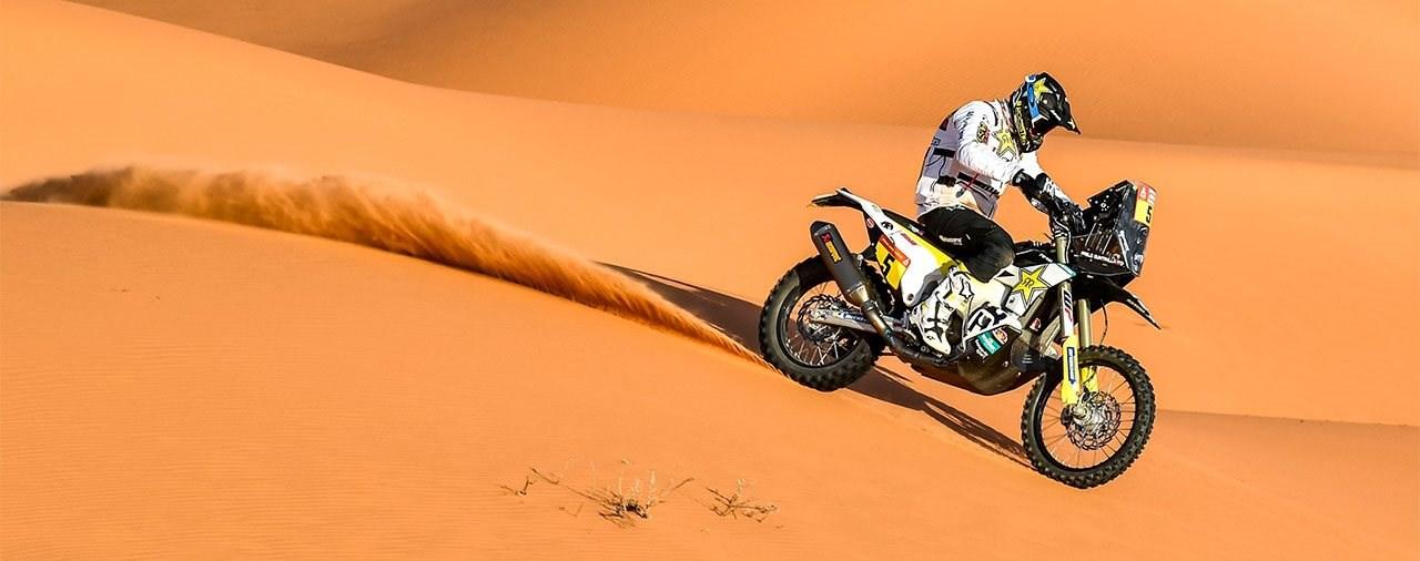 Dakar 2020 - Quintanilla gewinnt 9. Etappe