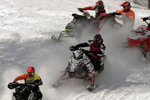 Central Europe Snowcross Trophy 2020 in Neukirchen