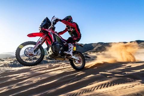 Dakar 2020 – die 10. Etappe Sieg für Barreda