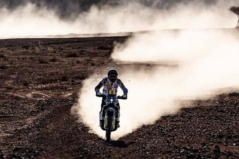 Dakar 2020 – die 11. Etappe, Teil zwei der Marathon-Etappe