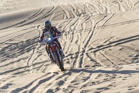 Rallye Dakar 2020  Etappe 12 – Honda siegt, KTM geschlagen!