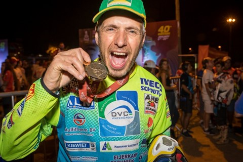 Edwin Straver stirbt acht Tage nach seinem Dakar Unfall