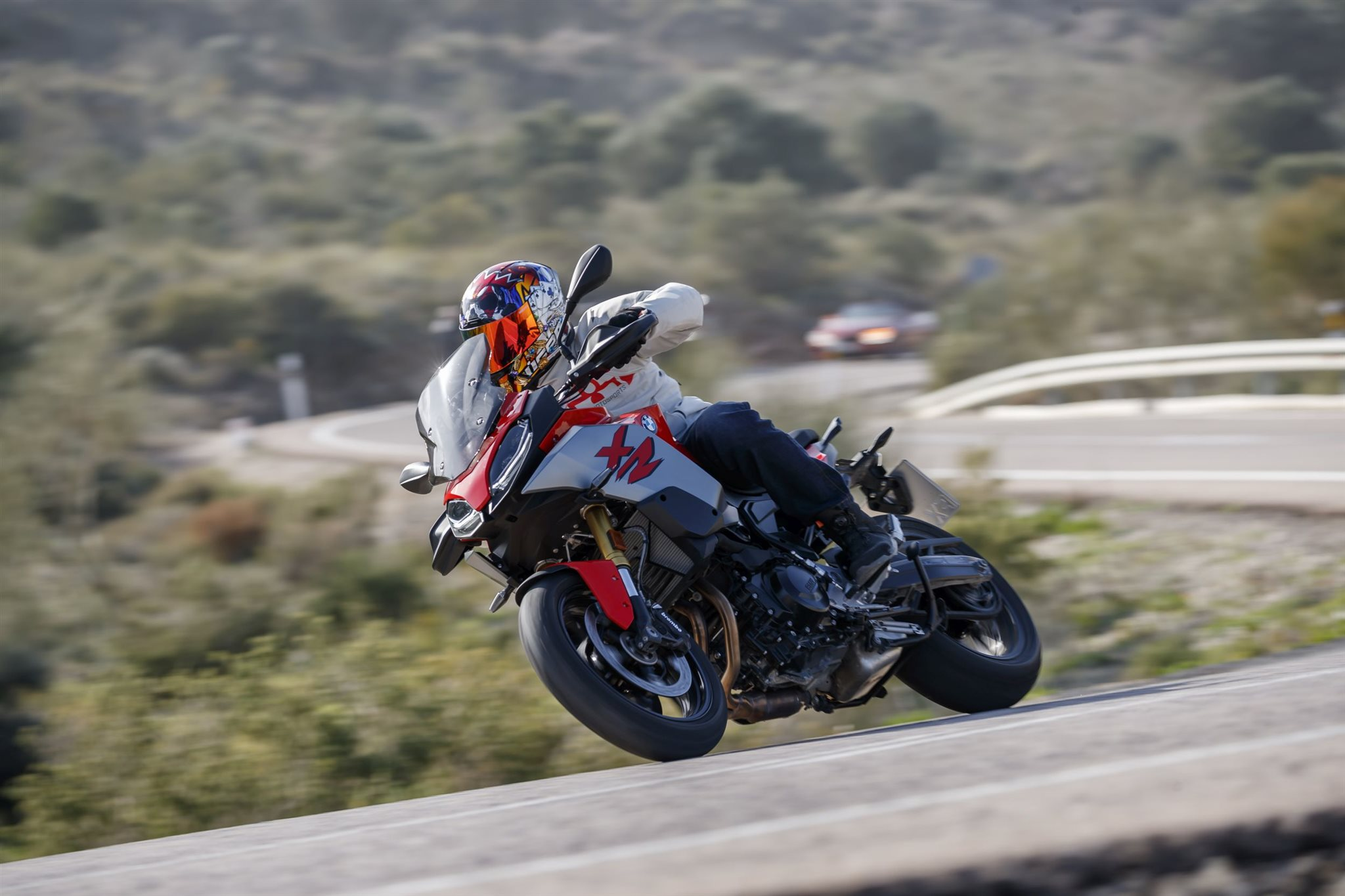 Bmw F 900 Xr Test 2020 Testbericht