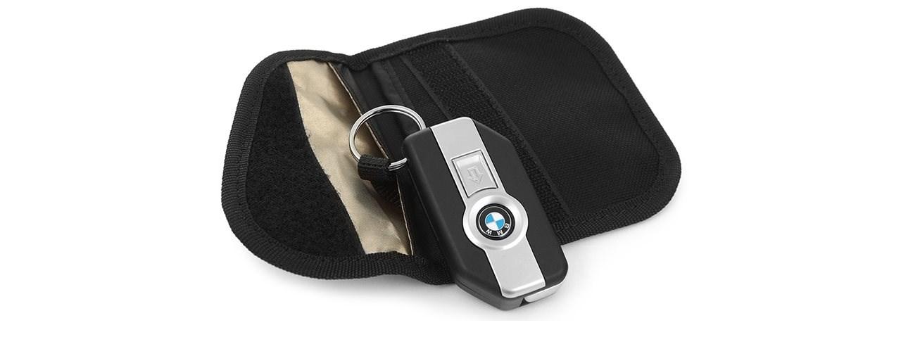 Wunderlich Schlüsselmäppchen mit RFID Blocker