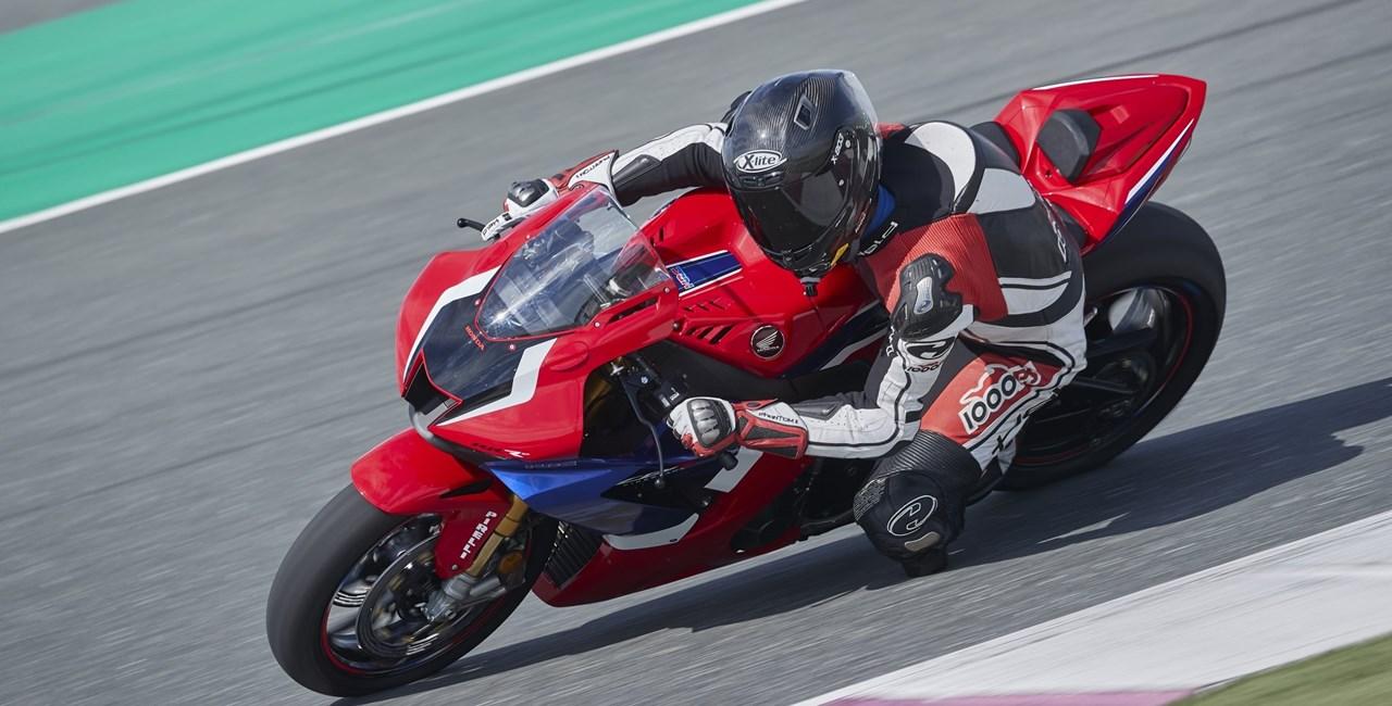 Honda CBR 1000 RR-R Fireblade SP Neu im Test