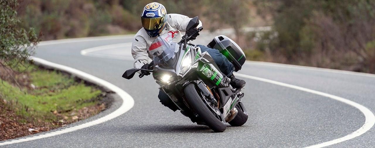 Kawasaki Ninja 1000SX 2020 Test