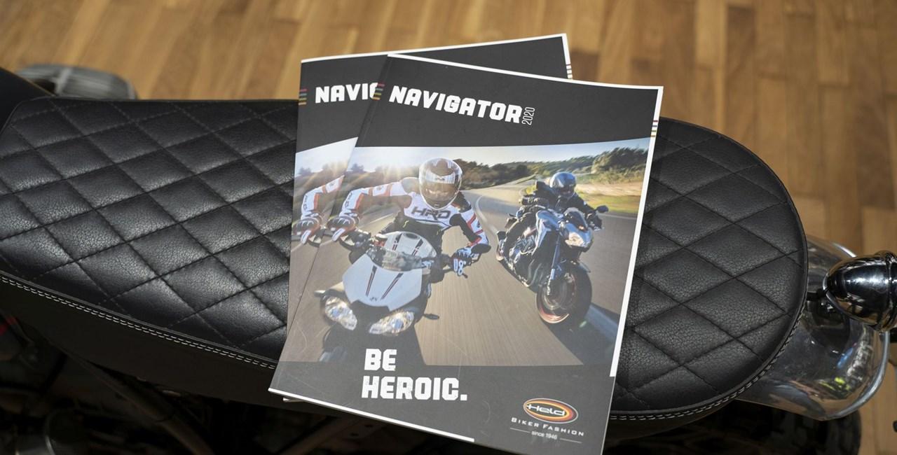 Held Navigator 2020 und Held App