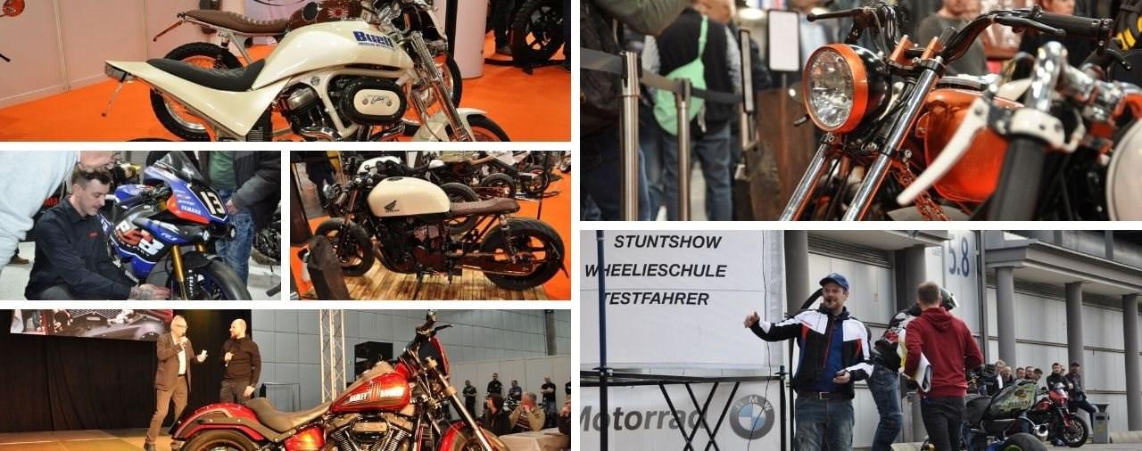 Motorrad Messe Leipzig 2020 von 30. Januar bis 02. Februar