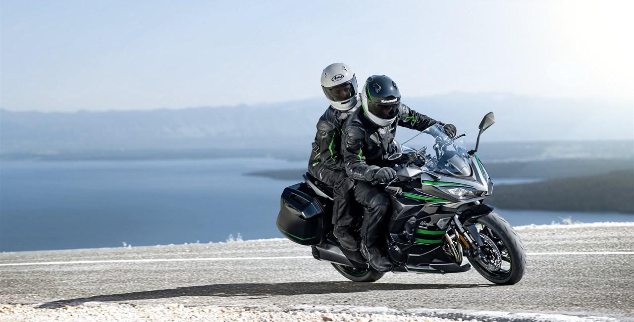 Kawasaki bietet 4 Jahre Garantie auf Tourenfahrzeuge