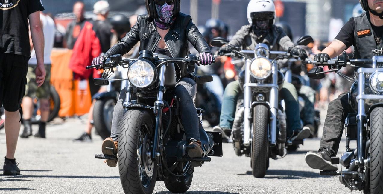 Harley-Davidson-Events 2020