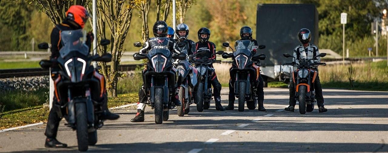 Die KTM RIDERS ACADEMY 2020 - Informationen, Termine
