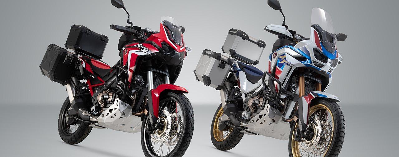 SW-Motech für Honda - Motorrad News