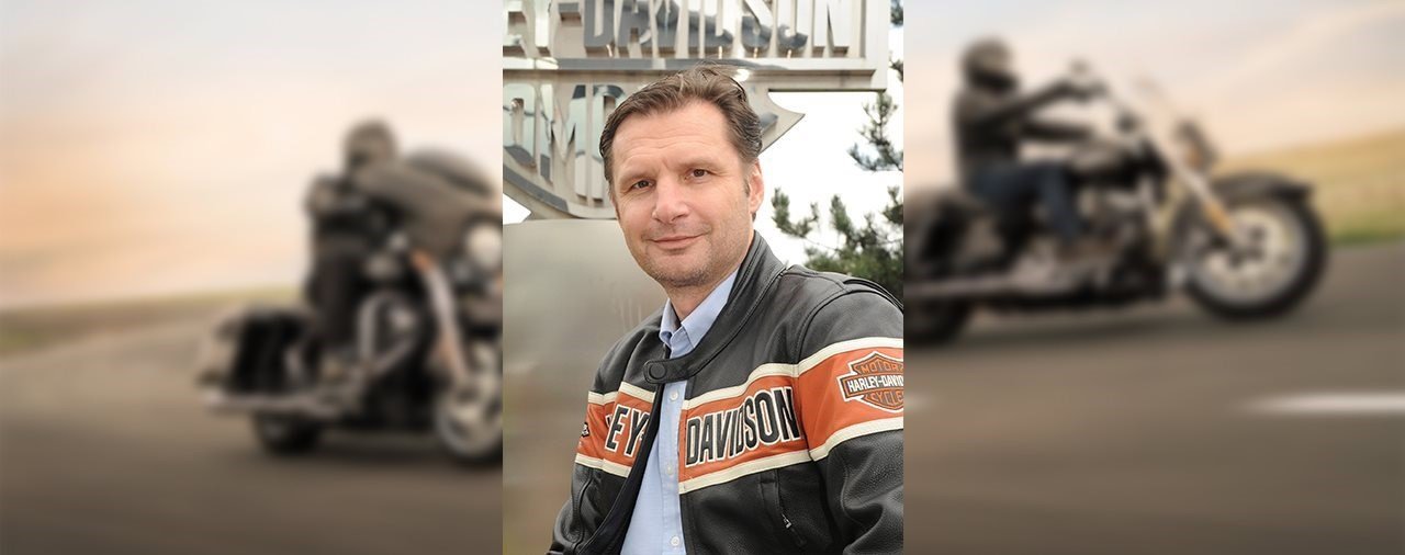 Harley-Davidson ohne Christian Arnezeder