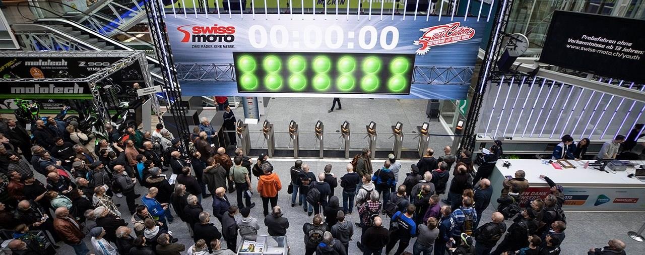 SWISS MOTO 2020 eröffnet die schweizer Töff-Saison