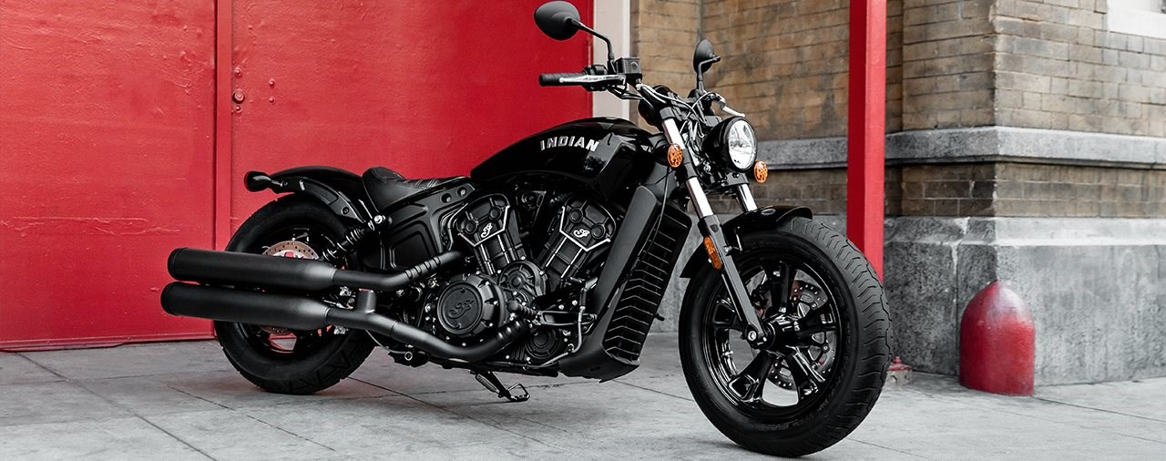 Neue Indian Scout Bobber Sixty 2020