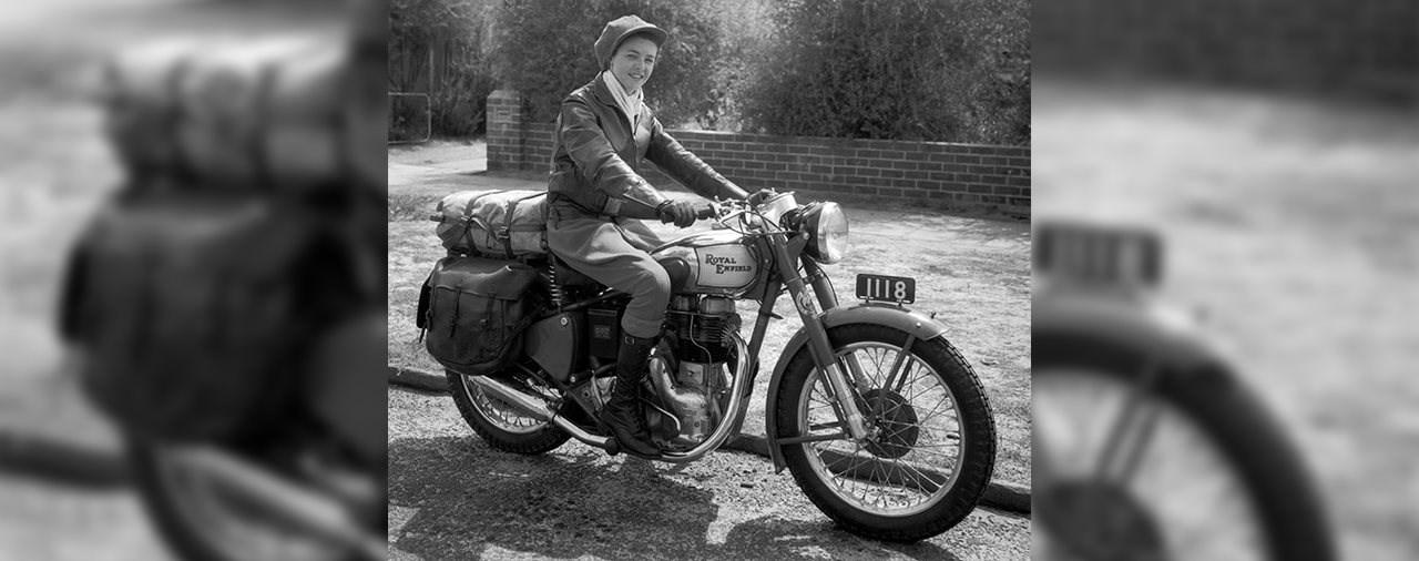 Royal Enfield feiert die inspirierendsten Motorradfahrerinnen