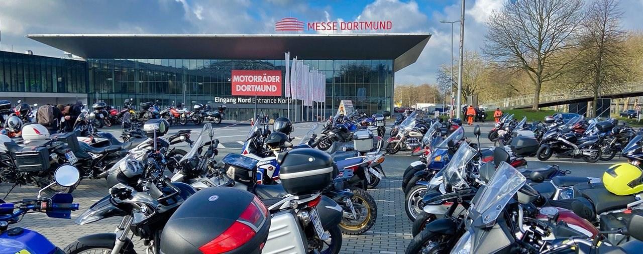 Messe MOTORRÄDER DORTMUND 2020 Nachbericht