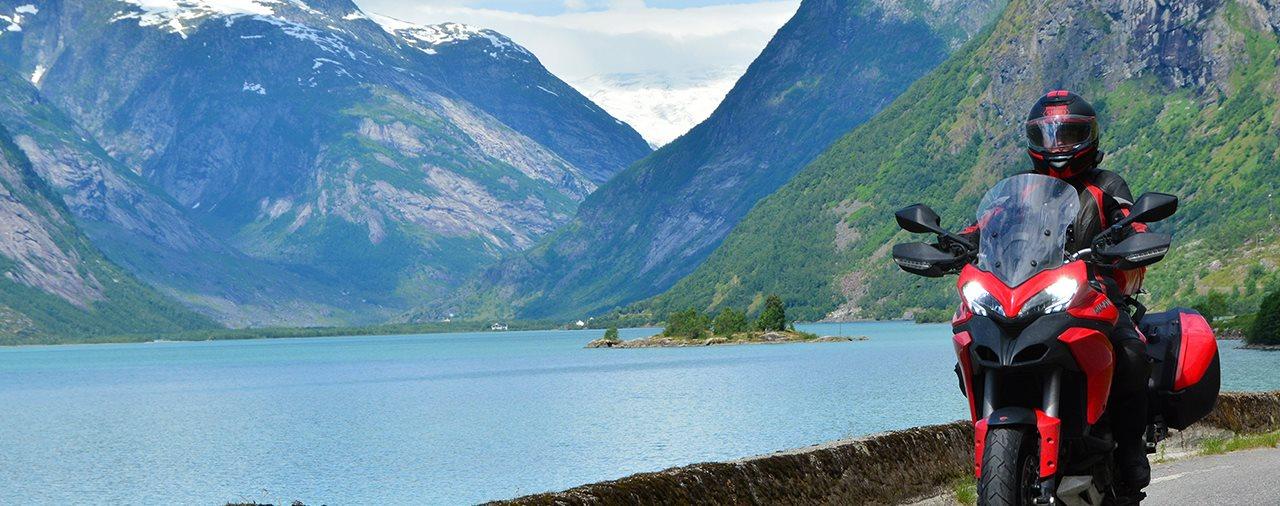 Fünf Motorradtouren-Tipps für Norwegen - Reisebericht