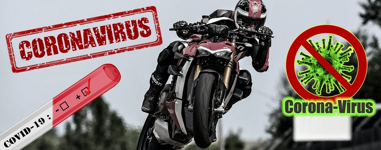 Coronavirus - wie die Motorrad Branche darunter leidet