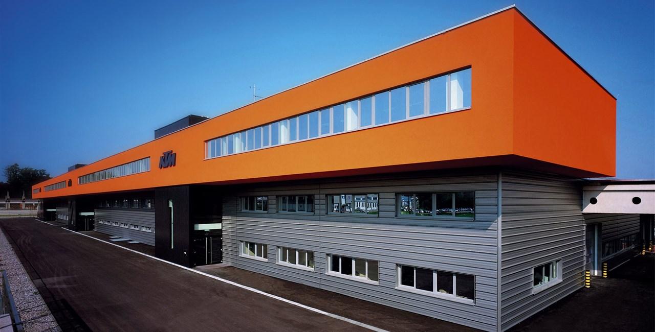 KTM stoppt den Betrieb für zwei Wochen!