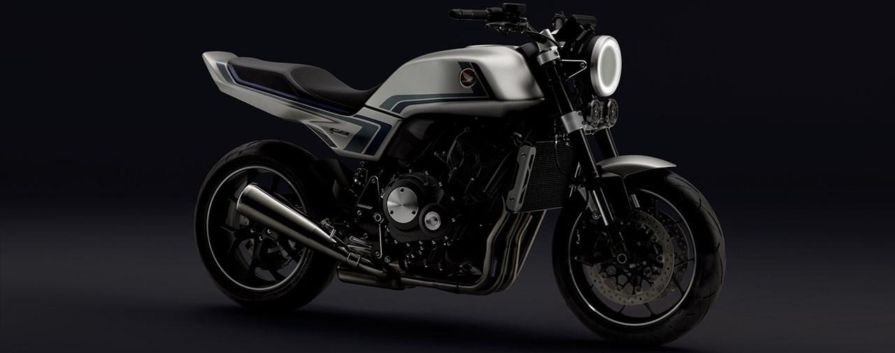 Honda CB-F Concept 2020
