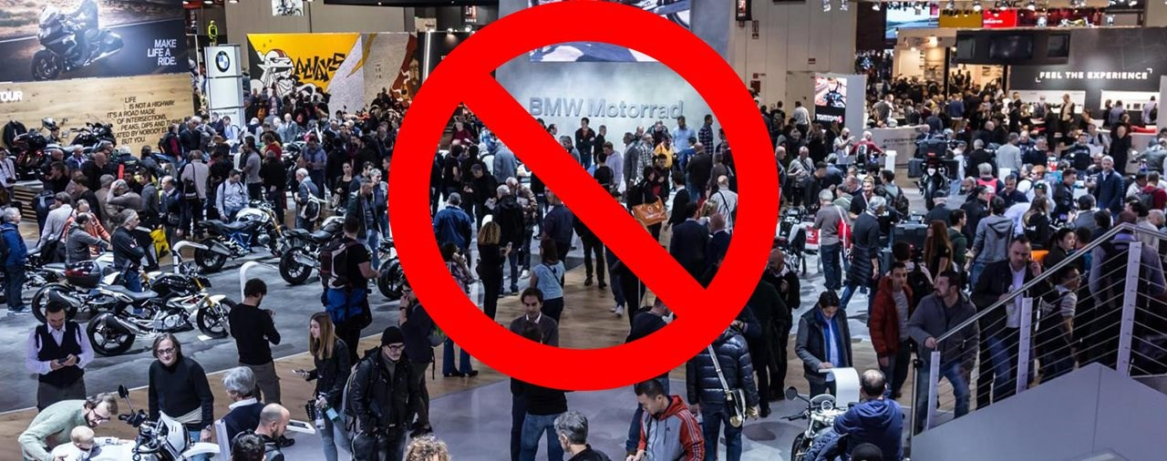 BMW sagt Teilnahme an INTERMOT und EICMA 2020 ab