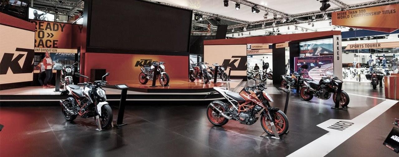 Auch KTM sagt die Teilnahme an EICMA und INTERMOT 2020 ab