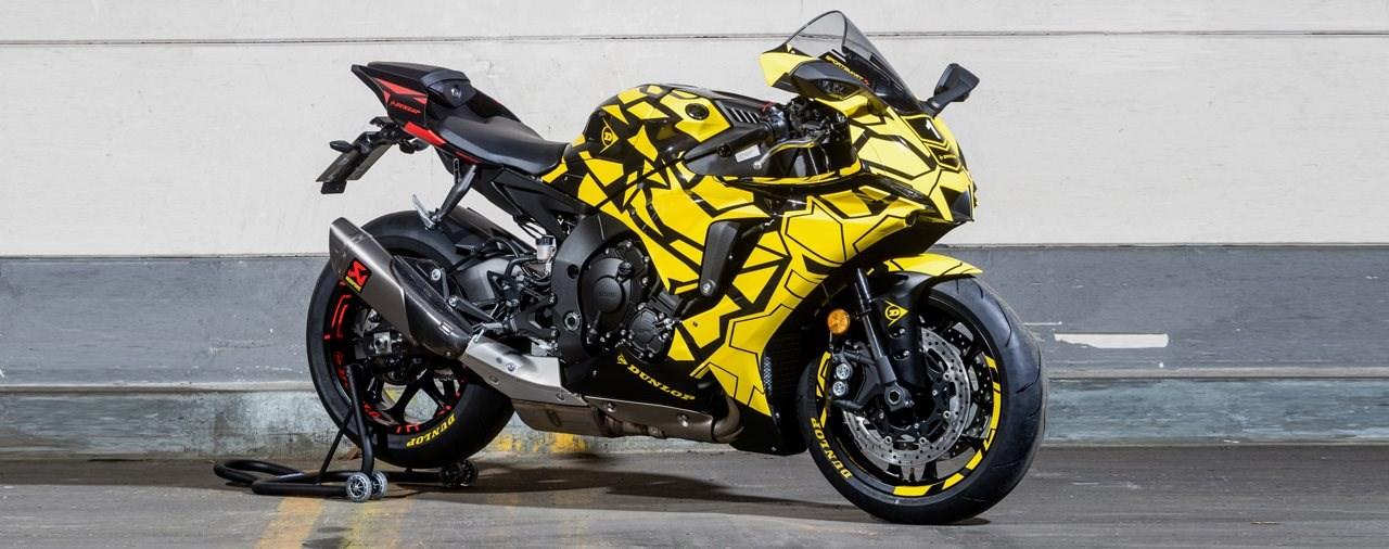 Das sind die Dunlop Bikes 2020!