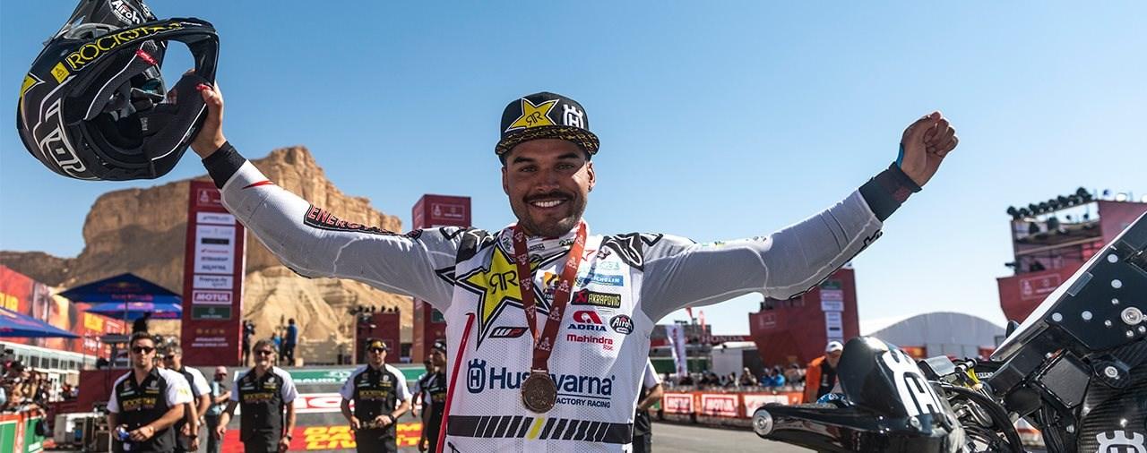 10 Fragen an Dakar Pilot Pablo Quintanilla