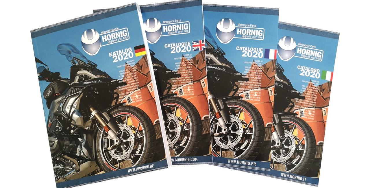 Hornig BMW-Katalog 2020