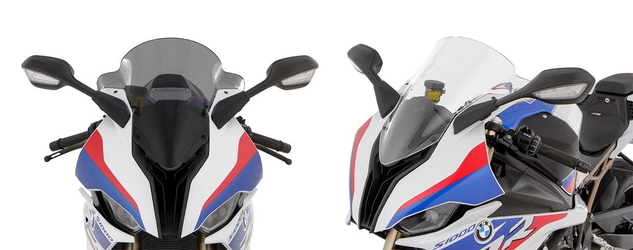 Wunderlich Verkleidungsscheibe ENDURANCE PRO für die BMW S1000RR