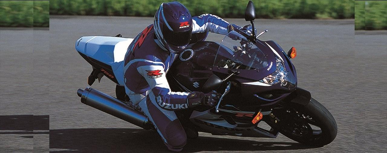 Suzuki GSX-R750 K4/5 (2004/05) Test und Gebrauchtberatung