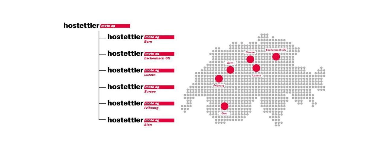 hostettler moto ag: Neuer Name und eine weitere Filiale