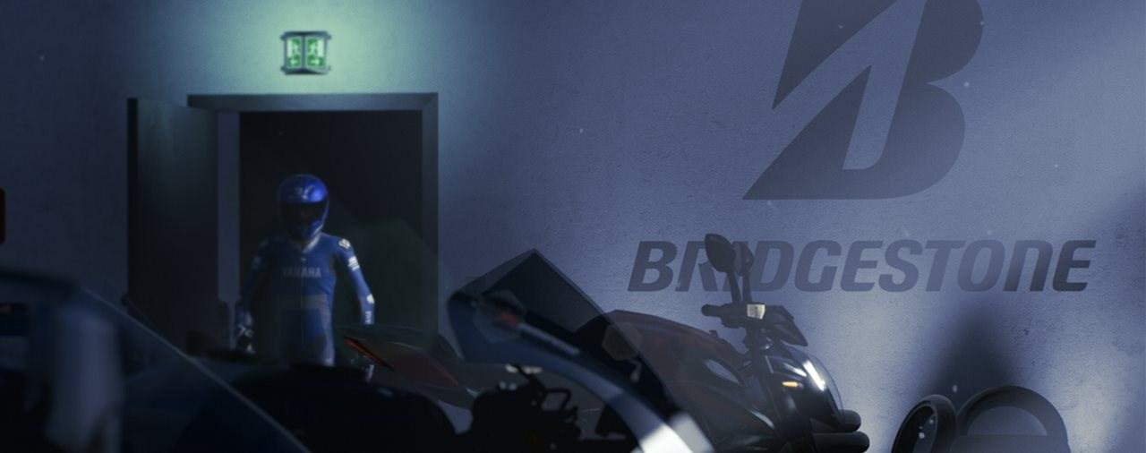 Bridgestone ist Partner von Milestone für RIDE 4