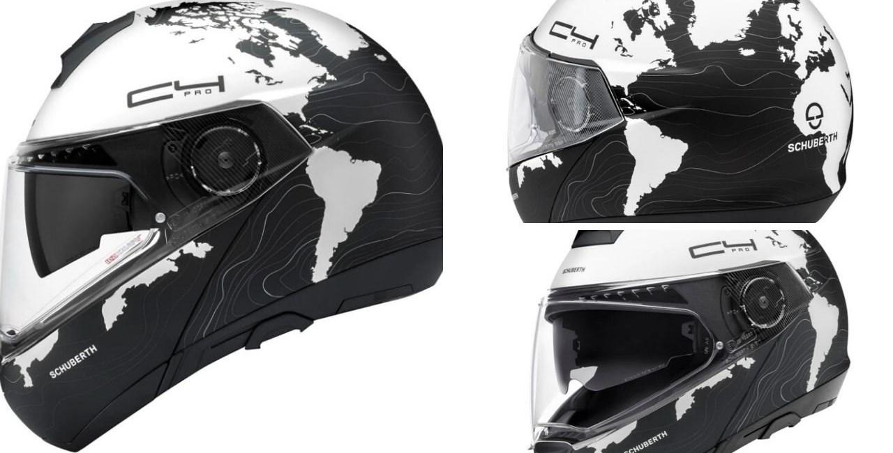 Schuberth C4 Pro Helmtest 2020