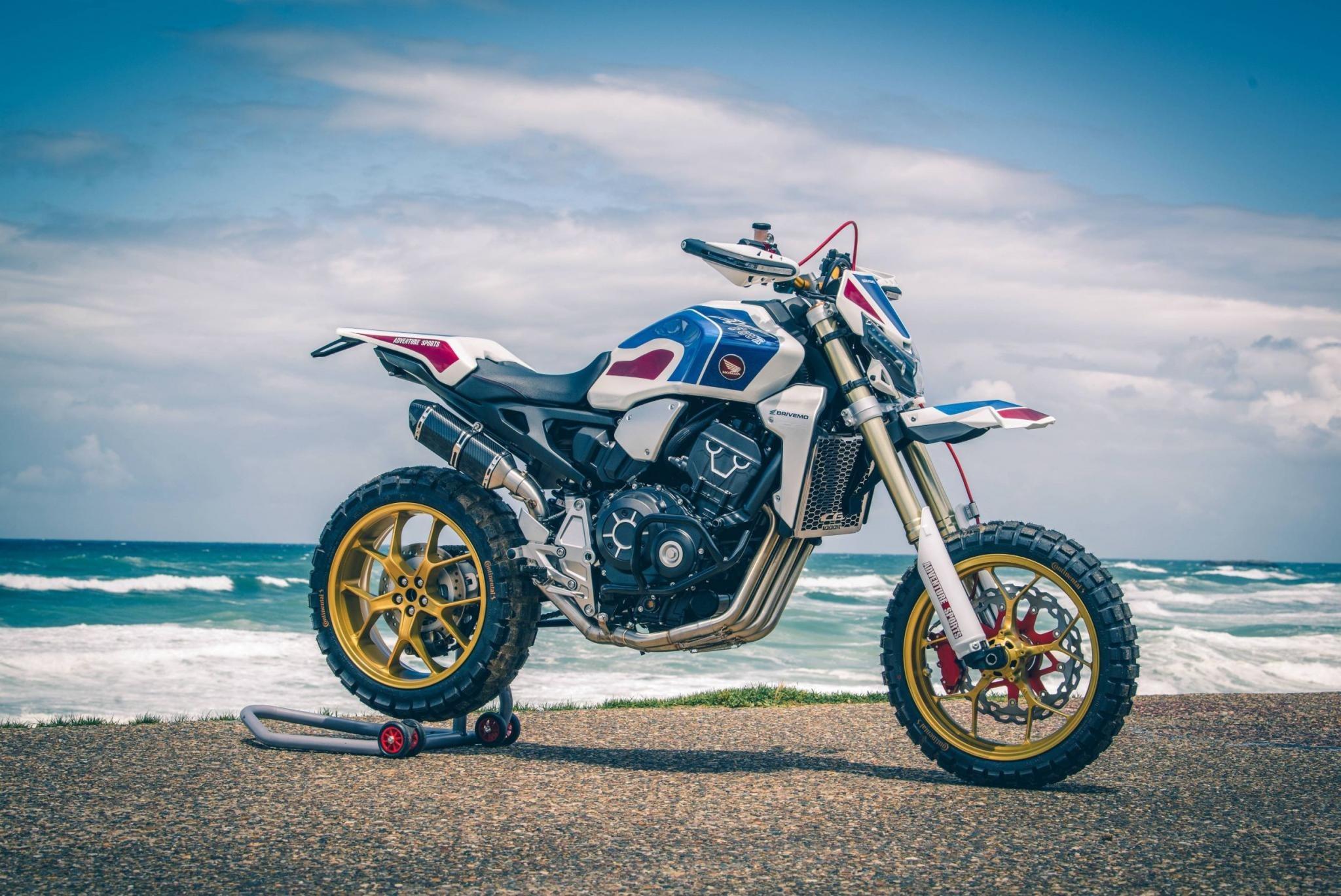 12 atemberaubende Umbauten der Honda CB1000R Motorrad News