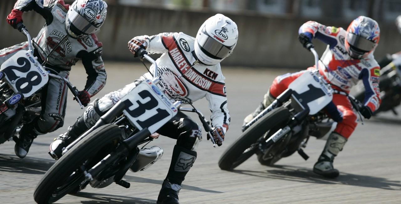 Harley-Davidson feiert den 50. Geburtstag der XR-750