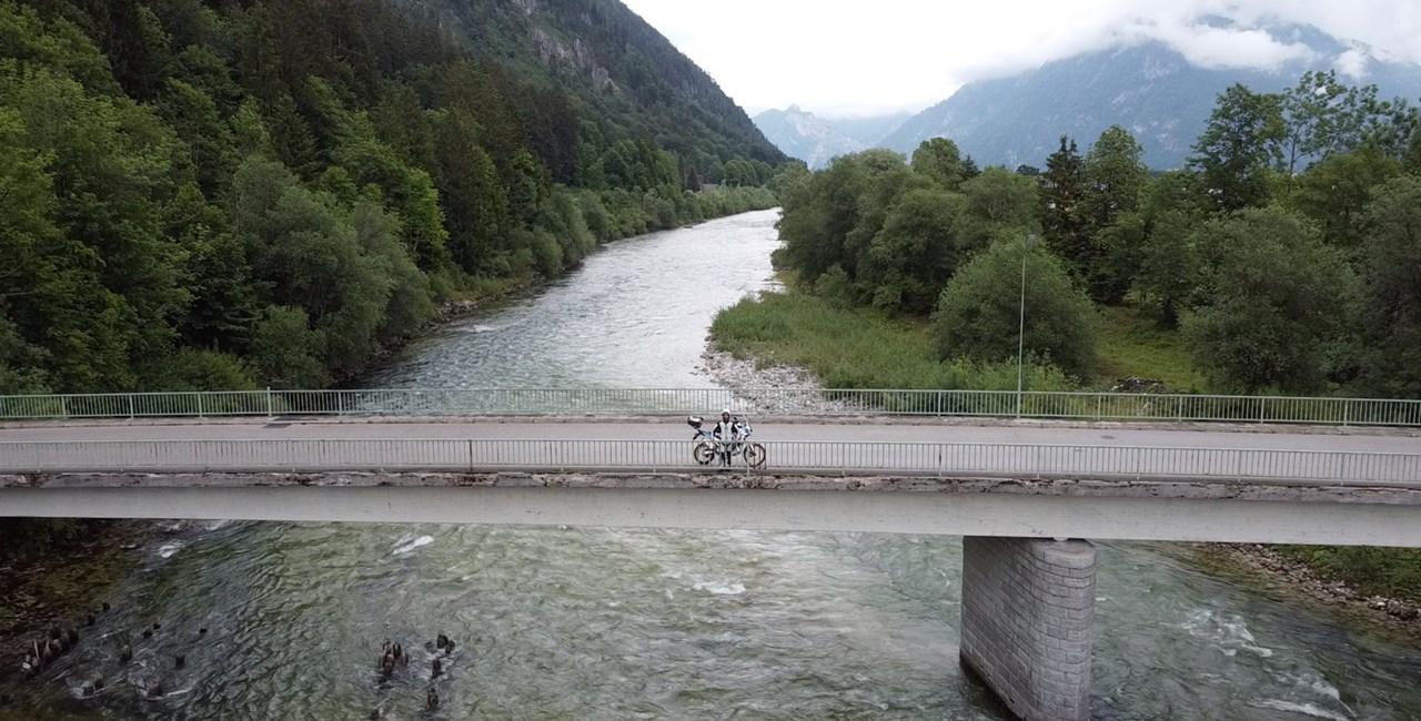 Motorradreise Österreich
