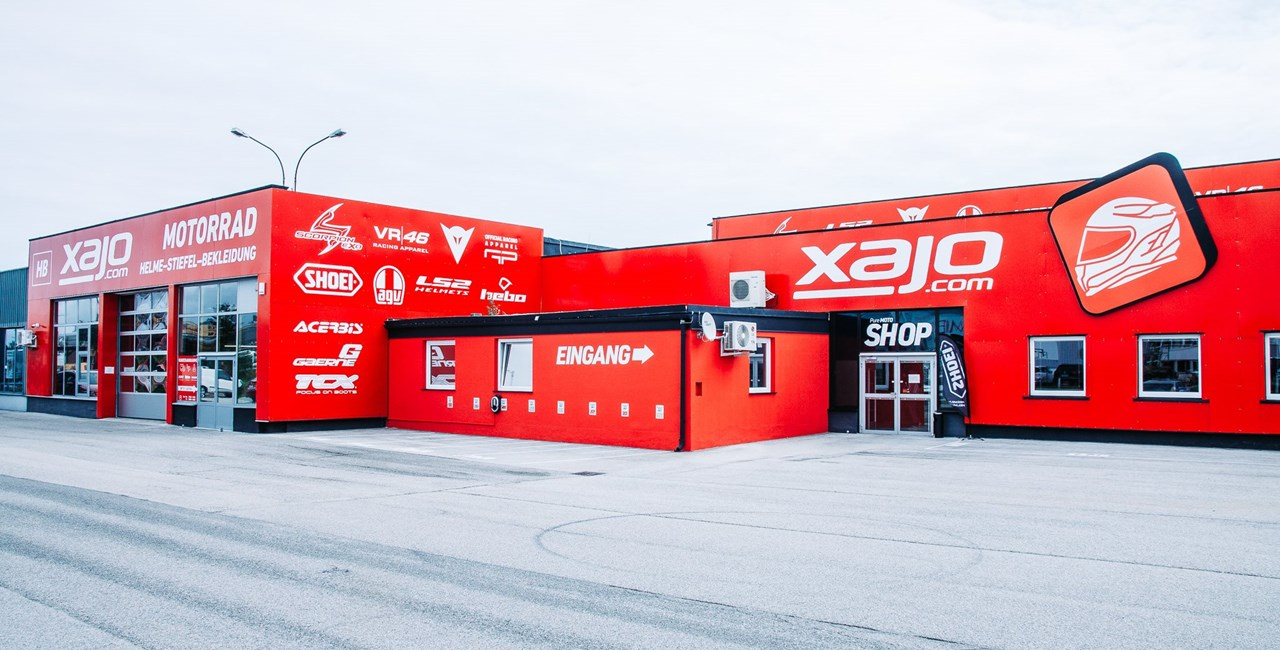 Xajo Pure Moto Shop Brunn
