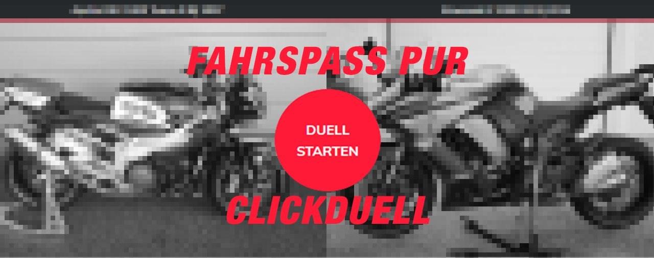 Fahrspaß pur! Leiwande Motorräder unter 6000 Euro im Duell