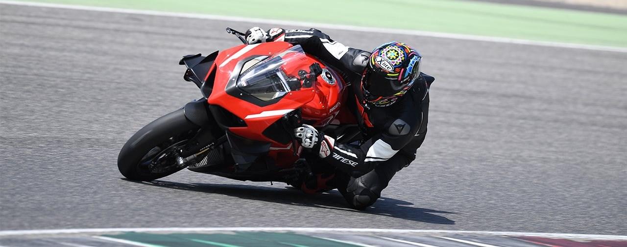 Ducati Panigale V4 Superleggera - Testbericht 2020