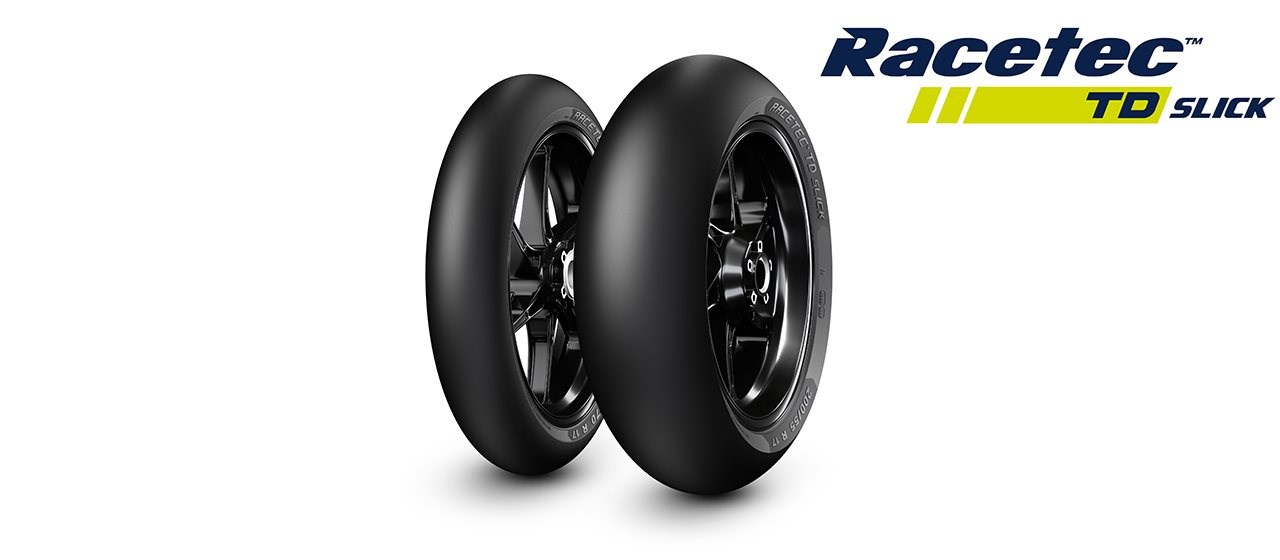 Metzeler präsentiert neuen RACETEC™ TD SLICK