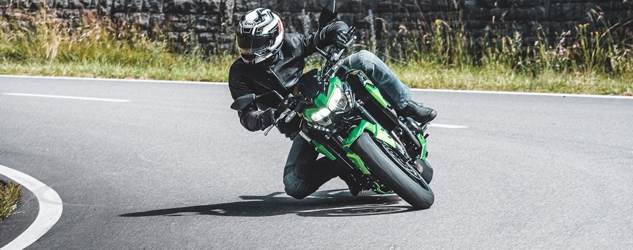 Kawasaki Z 900 Nakedbike