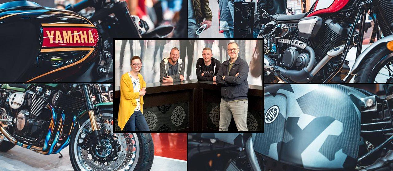Weltgrößte Custombike Show findet statt! Motorrad News
