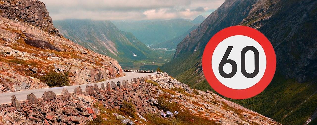 Beliebte Pässe in Trentino (Italien) auf 60 km/h beschränkt