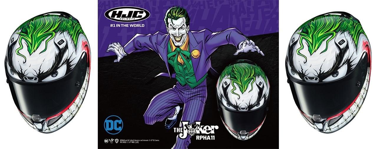 HJC RPHA 11: The Joker