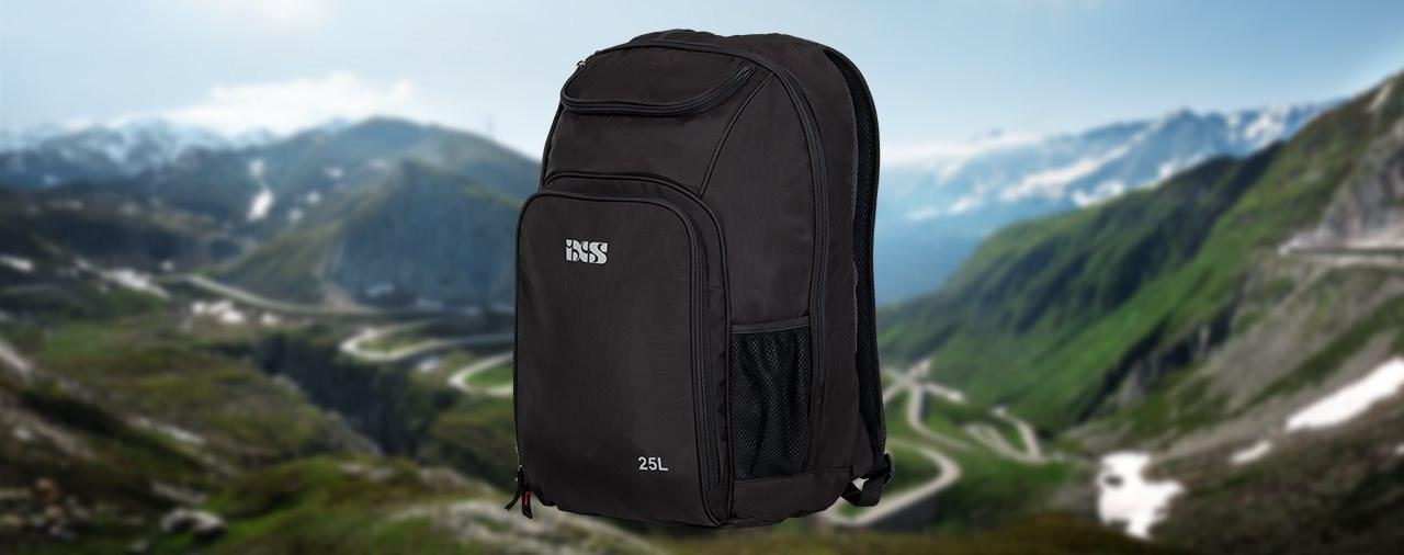 Neuer iXS Rucksack Travel