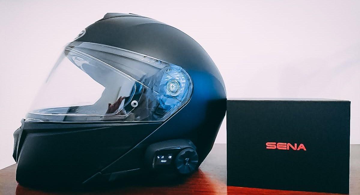 Sena 5S - Einsteiger Gegensprechanlage fürs Motorrad im Test