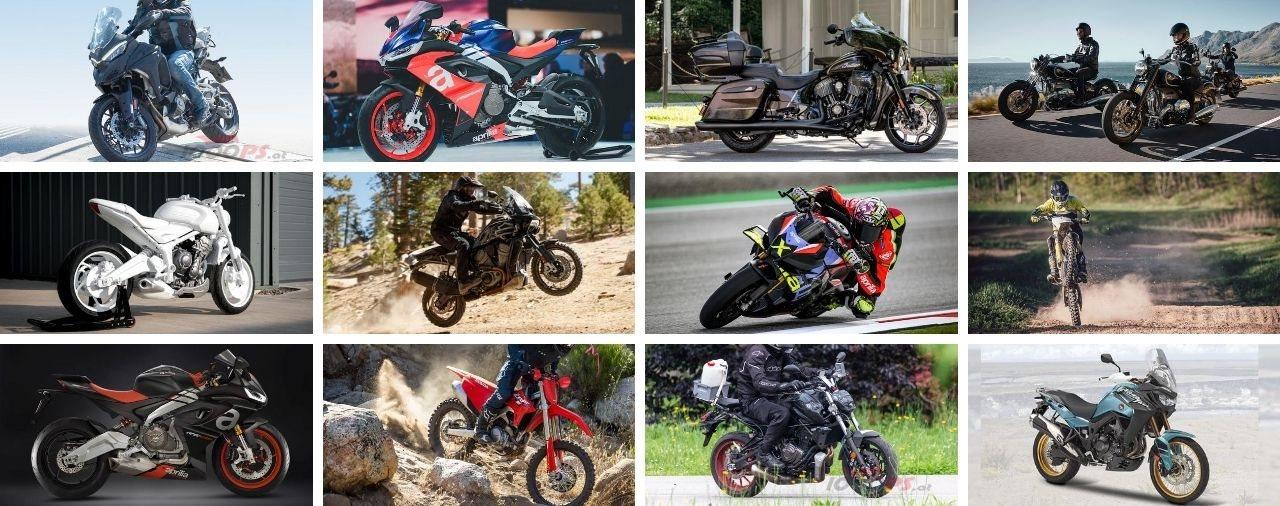 Motorrad Neuheiten 2021 im Überblick Modellnews